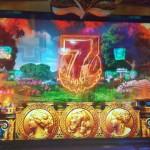 【問答無用のGOD揃い0確!】『スロット ミリオンゴッド凱旋』先読み演出で初の7図柄が!!